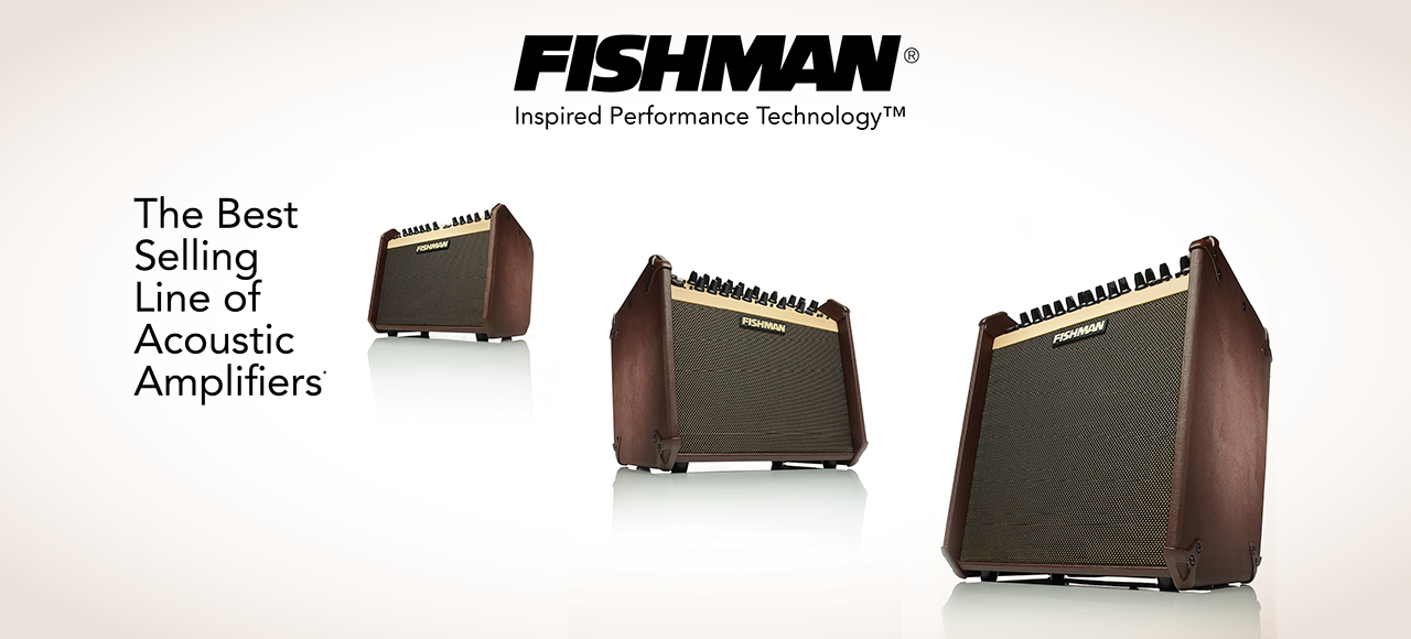 fishman loudbox amplifier acoustic mini artist performer