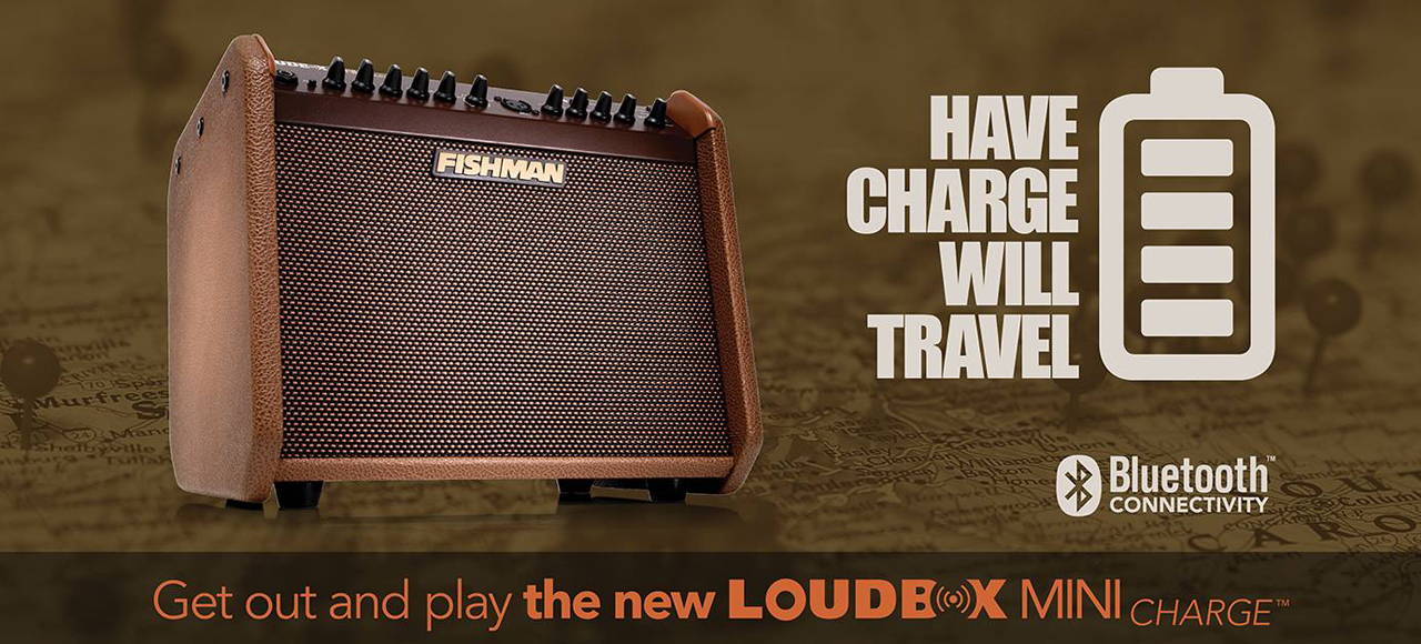 fishman loudbox mini charge dynamic music australia